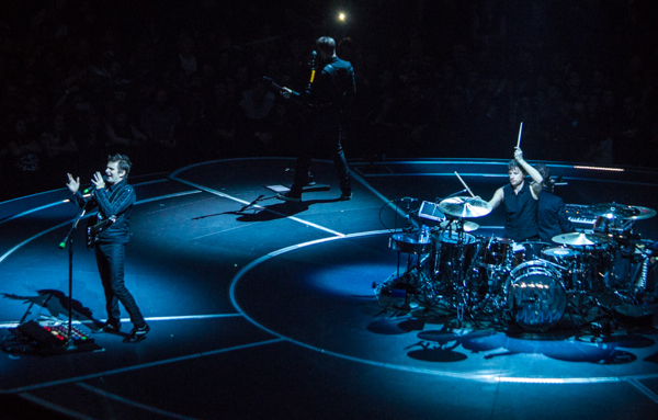1_Muse_The Prudential Center