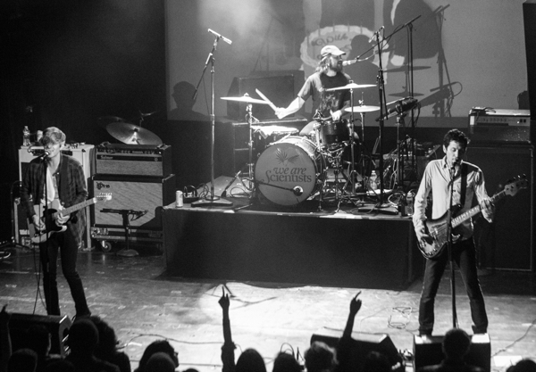 1_We Are Scientists_Irving Plaza