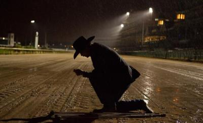 Skeet Ulrich Stars In Horse Racing Film 50 TO 1 About ...