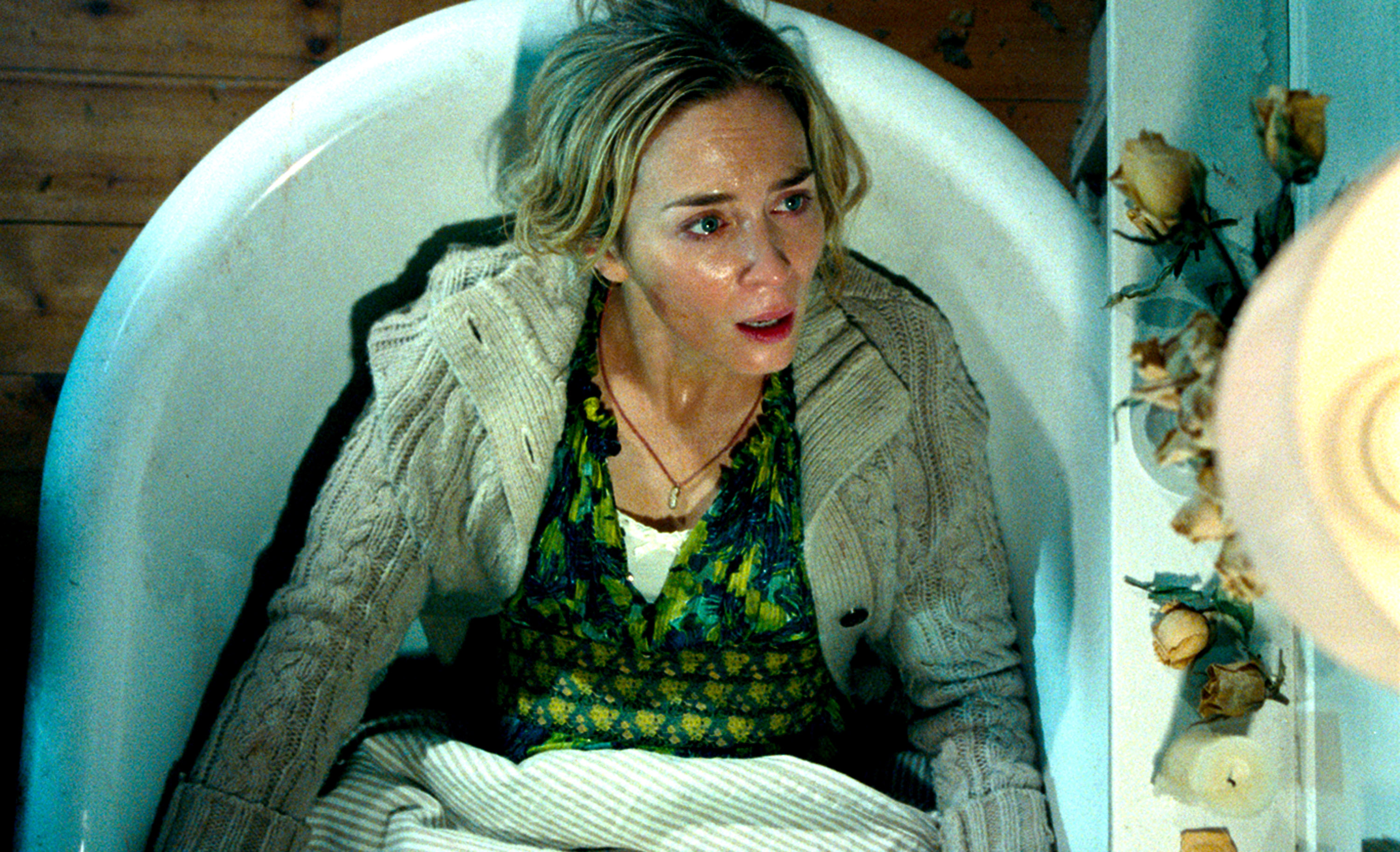 A Quiet Place Trailer: The John Krasinski & Emily Blunt Horror Thriller