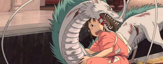 SPIRITED AWAY Back in Theaters for a Special 15th ...
