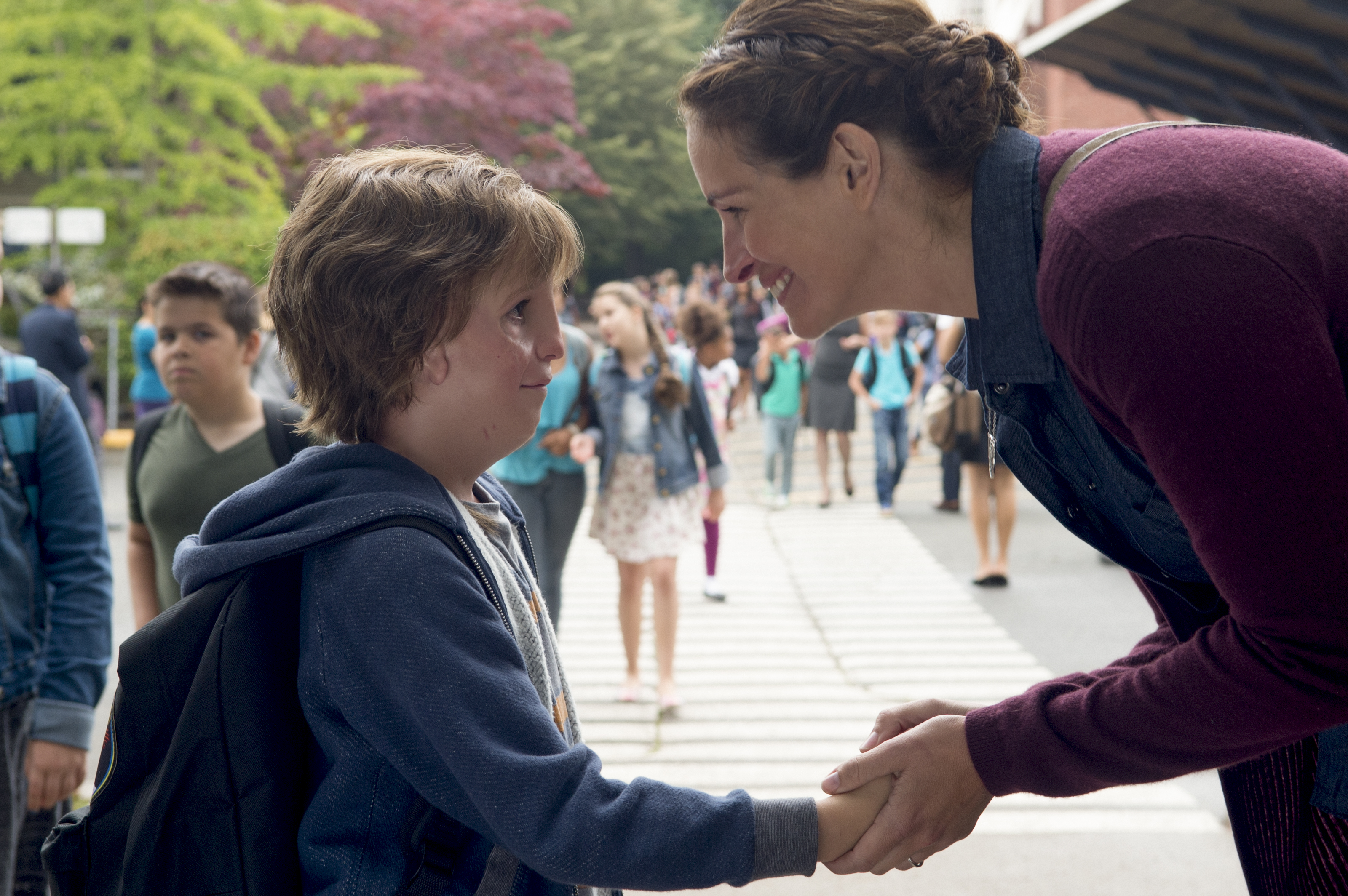 Trailer and Poster Debut For Wonder