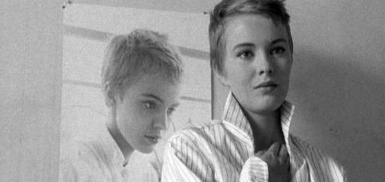 Image result for jean seberg breathless