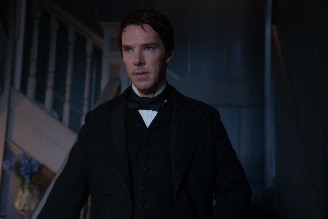 Benedict Cumberbatch and Michael Shannon Spar in 'The Current War' Trailer