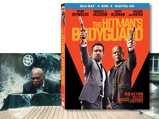 The Hitmans Bodyguard Starring Ryan Reynolds And Samuel L Jackson