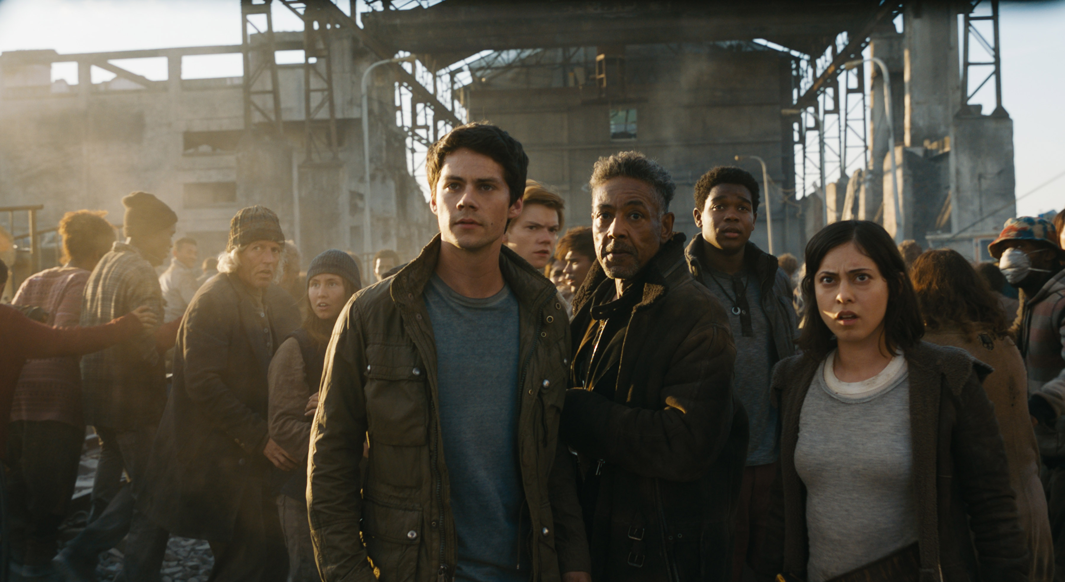 First trailer for delayed Maze Runner film promises gripping train heist