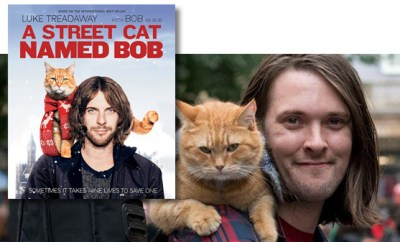 When Is A Street Cat Named Bob Out On Dvd