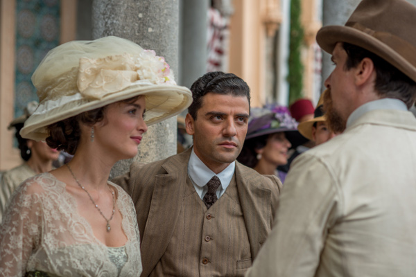 'The Promise' review: Love triangle undoes historical epic