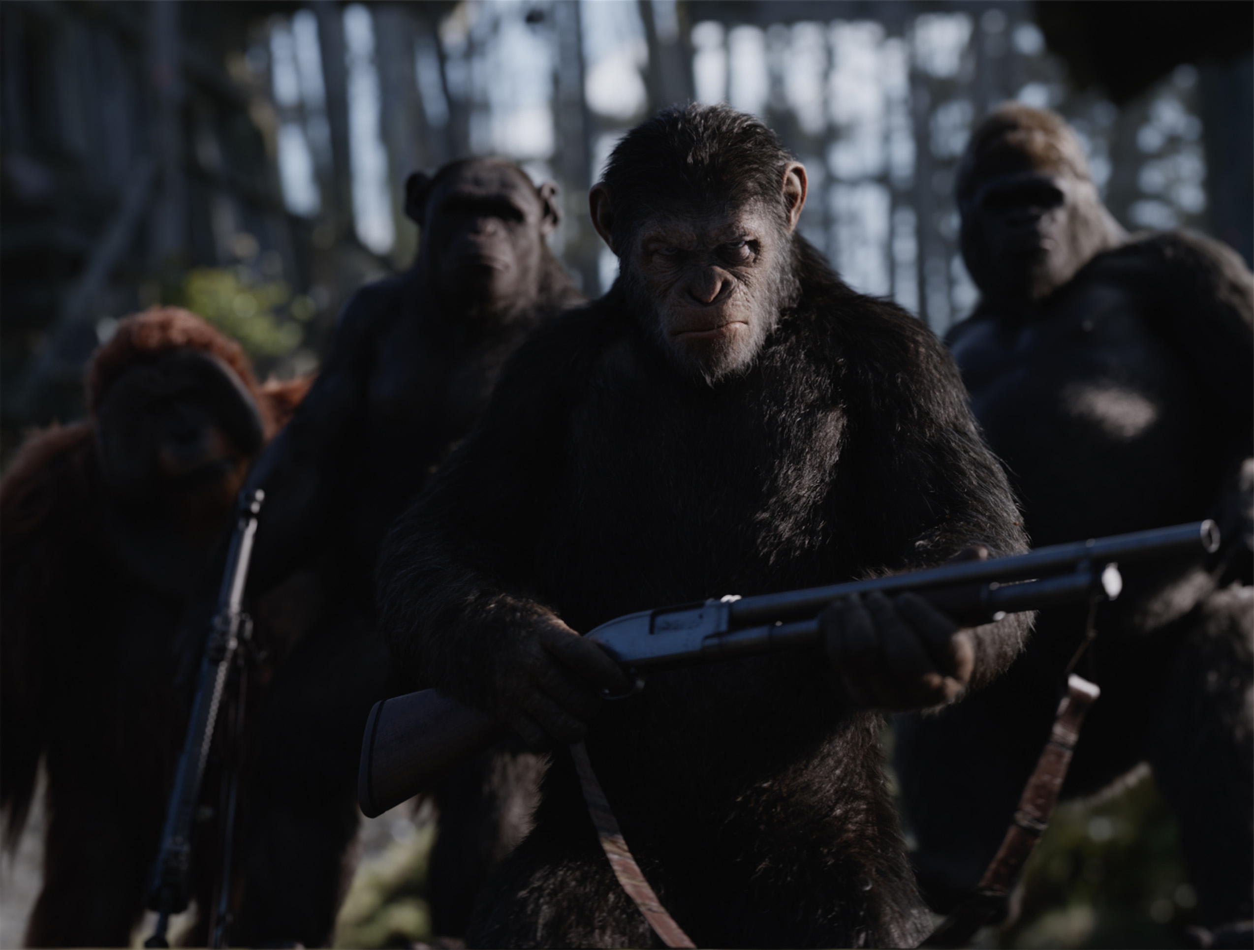 War for the Planet of the Apes - Meet Nova!