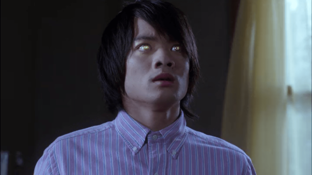 Osric Chau as Kevin Tran in CW's Supernatural.