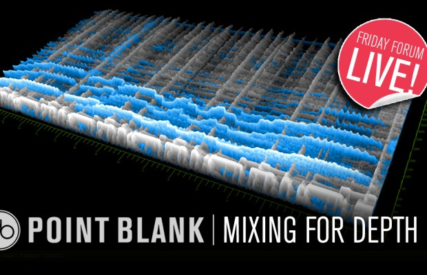 Mix, Soundspace, Tech, Point Blank