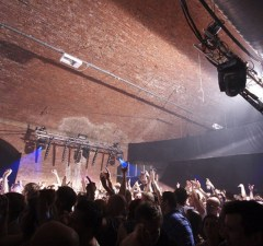warehouse project, manchester, soundspace