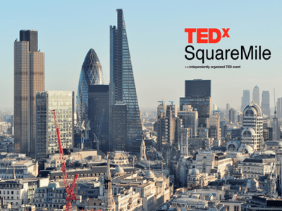 TEDx SquareMile featured