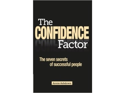 the confidence factor, annie ashdown