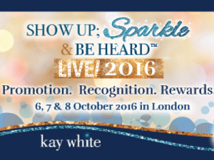 Show up; Sparkle & Be Heard LIVE! 2016 @ Radisson Blu Edwardian Heathrow Hotel | Harlington | England | United Kingdom
