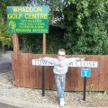 Kyler at Whaddon golf centre