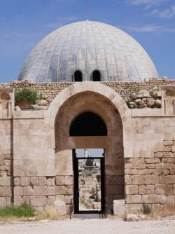 Amman citadel paleis