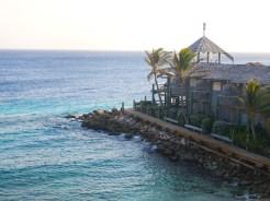Avila hotel blues kamers pier uitzicht zee curacao