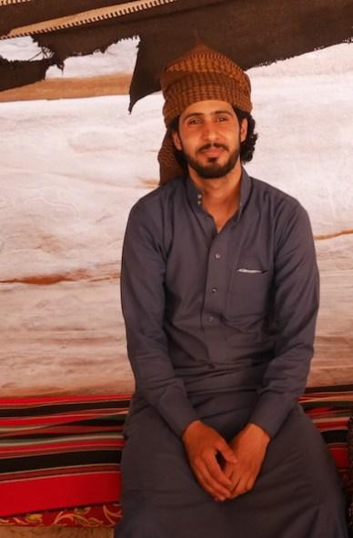 Bedoeïenen jordanie wadi rum