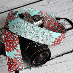 Camera riem van The Sweet Strap