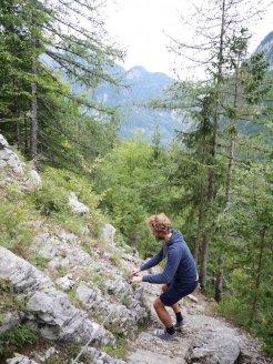 Hoe goed of niet goed je bent, je kan er bergen beklimmen