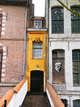 Kleinste huis Lille