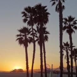 Los Angeles Pier Santa Monica