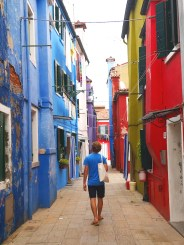 Must do bezoek burano eiland