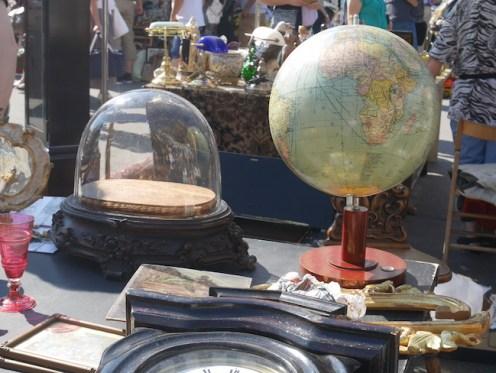 Naschmarkt wenen globe