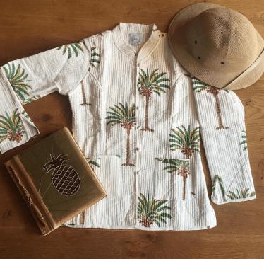 Palmbomen jasje a-la