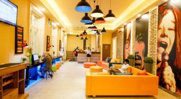 Pohstel budapest hostel