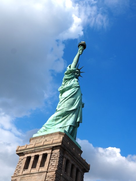 Statue-of-liberty-in-New-York