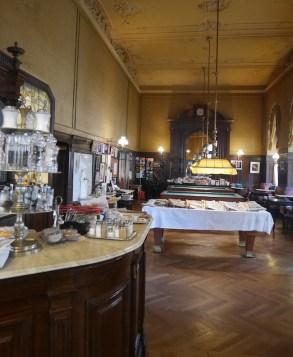 Traditioneel koffiehuis Cafe sperl wenen