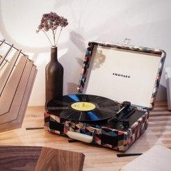 Triangle crosley speler lp vinyl