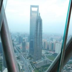 Uitzicht Shanghai