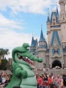 Walt Disney optocht