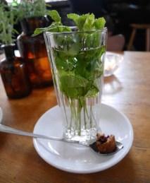 drinken munt thee
