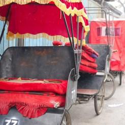 stedentrip beijing huton tour riksja