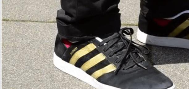 adidas Busenitz ADV teaser clip