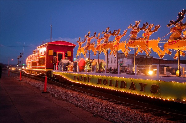 Holiday Express - The Season Is Almost Near