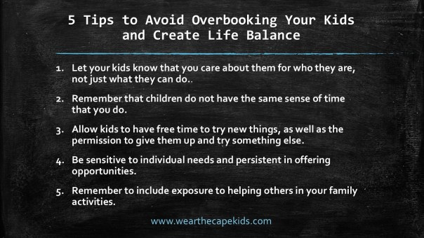 5 Tips - overbooking