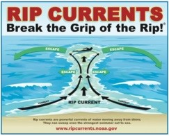 RIP CURRENT RISK HIGH SUFFOLK COUNTY