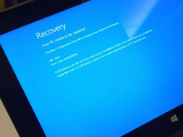 actualizacion windows 8 1 rt puede malograr tu equipo