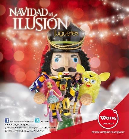 catalogo wong especial juguetes navidad 2013
