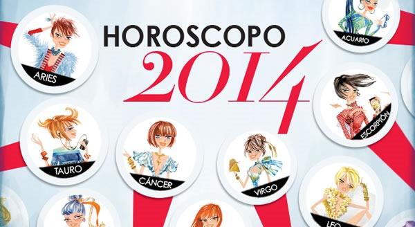 horoscopo 2014 revista vanidades