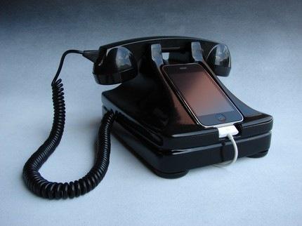 iRetrofono-negro