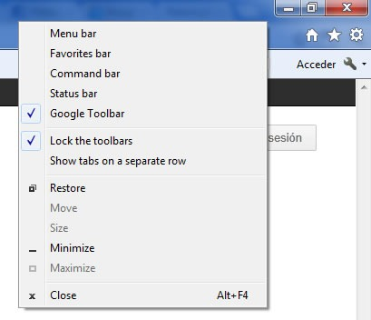 mostrar-barra-herramienta-favoritos-internet-explorer