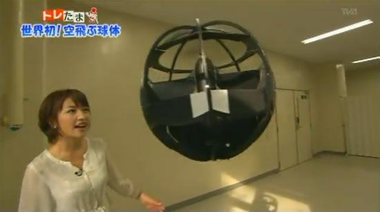 robot-esfera-voladora-con-camara-espia