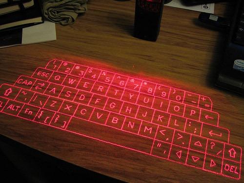 teclado-de-la-computadora-laser