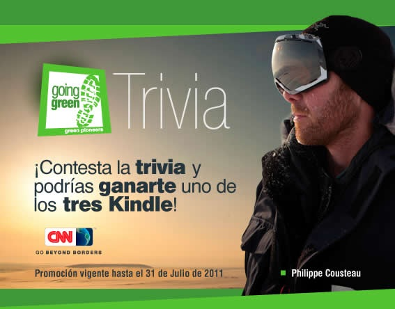 trivia-going-green-amazon-kindle-movistar-concurso